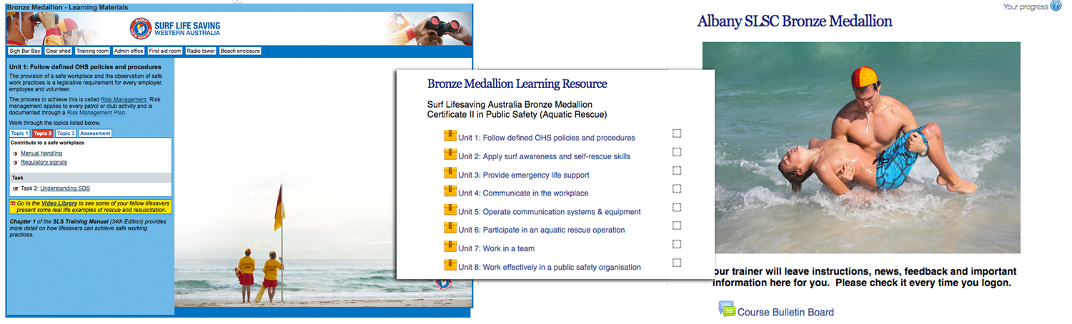 Bespoke SCORM courses and elearning content for the Moodle learning management system