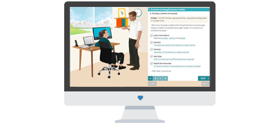 Click to view information about our medical elearning modules